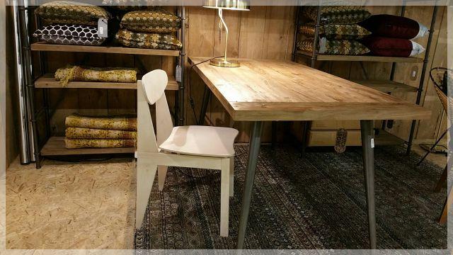 Workshop klussen en meubelmaken - hier de gebogen stoel