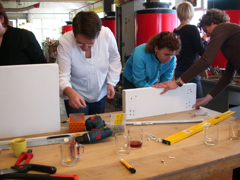 Workshop klussen voor beginners